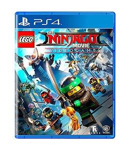 LEGO® NINJAGO® O FILME: VIDEO GAME - PS4