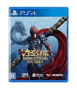 MONKEY KING: HERO IS BACK - PS4