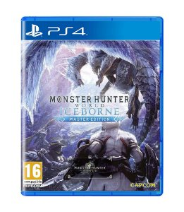 MONSTER HUNTER WORLD: ICEBORNE - PS4