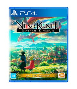 NI NO KUNI™ II: REVENANT KINGDOM - PS4