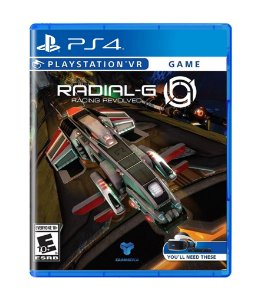 RADIAL-G: RACING REVOLVED - PS4