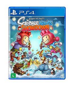 SCRIBBLENAUTS SHOWDOWN - PS4