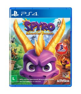 SPYRO® REIGNITED TRILOGY - PS4
