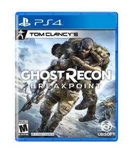 TOM CLANCY'S: GHOST RECON BREAKPOINT - PS4