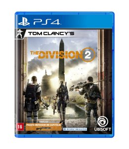 TOM CLANCY'S: THE DIVISION 2 - PS4