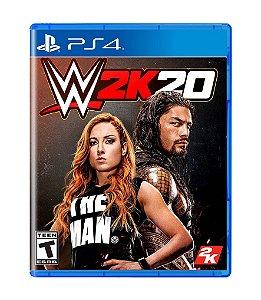 WWE® 2K20 - PS4