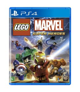 LEGO® MARVEL™ SUPER HEROES - PS4