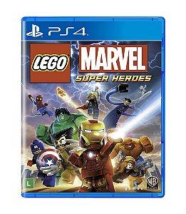 LEGO® MARVEL™ SUPER HEROES - PS4