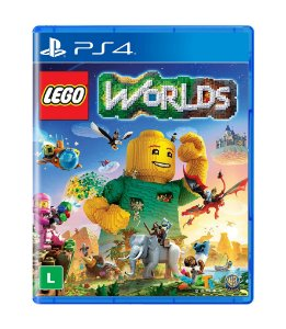 LEGO® WORLDS - PS4
