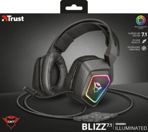 HEADSET TRUST GXT450 BLIZZ 7.1