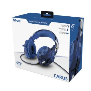 HEADSET TRUST GXT322 CARUS PS4