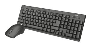 Kit Teclado e Mouse Wireless Ziva - Trust