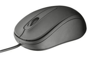 Mouse Optical Ziva 1200dpi USB - Trust