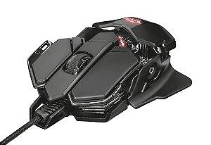 Mouse Gamer RGB TRUST GXT 138 X-Ray 4.000dpi 10 Botões Programáveis - Trust