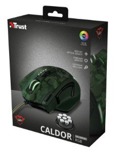 MOUSE TRUST GXT155 CALDOR JUNGLE CAMO