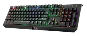 Teclado Gamer Mecânico RGB Switches Outemu Red - GXT 890 Cada - Trust