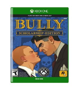 BULLY SCHOLARSHIP EDITION - XBOX ONE