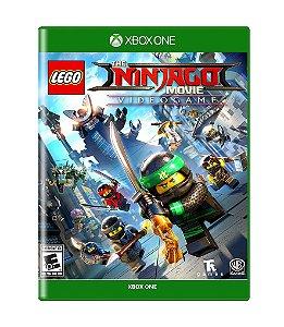 LEGO NINJAGO: O FILME VIDEOGAME - XBOX ONE