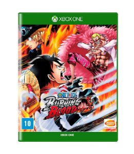 ONE PIECE: BURNING BLOOD - XBOX ONE