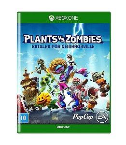 PLANTS VS ZOMBIES: BATALHA POR NEIGHBOURVILLE - XBOX ONE