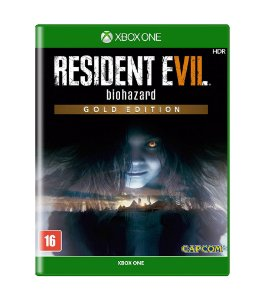 RESIDENT EVIL VII: GOLD EDITION - XBOX ONE