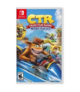 CRASH TEAM RACING: NITRO-FUELED - SWITCH