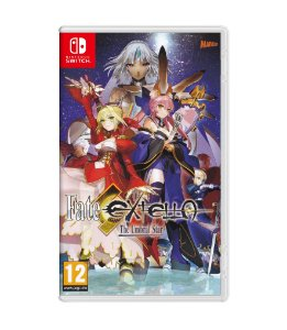 FATE EXTELLA: THE UMBRAL STAR - SWITCH