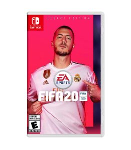 FIFA 20: EDIÇÃO LEGADO - SWITCH