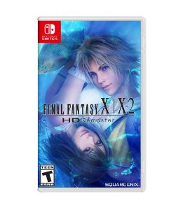 FINAL FANTASY X/X-2 HD REMASTER - SWITCH