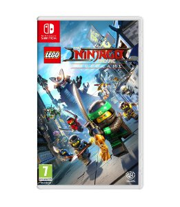 LEGO NINJAGO: O FILME - SWITCH