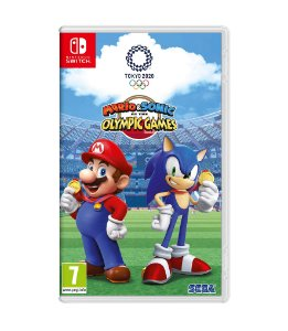 MARIO & SONIC AT THE OLYMPIC GAMES: TOKYO 2020 - SWITCH