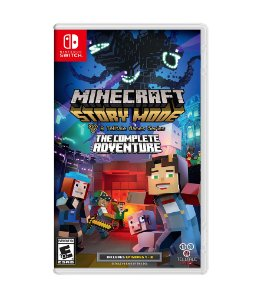MINECRAFT STORY MODE: THE COMPLETE EDITION - SWITCH