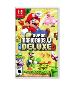NEW SUPER MARIO BROS U. DELUXE - SWITCH