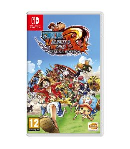 ONE PIECE UNLIMITED WORLD RED: DELUXE EDITION - SWITCH
