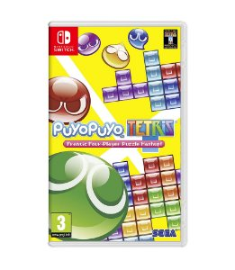PUYOPUYO TETRIS - SWITCH