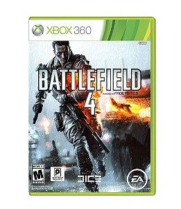 BATTLEFIELD 4- XBOX 360