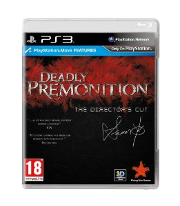 DEADLY PREMONITION: THE DIRECTOR'S CUT (FAVORITOS) - PS3