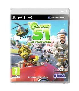 PLANET 51: THE GAME - PS3