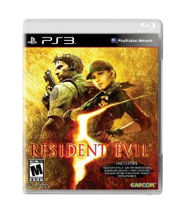 RESIDENT EVIL 5: GOLD EDITION - PS3