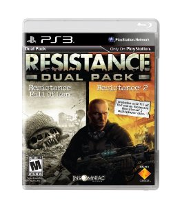 RESISTENCE DUAL PACK - PS3