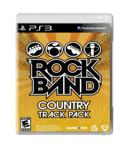 ROCK BAND: COUNTRY TRACK PACK - PS3