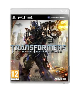 TRANSFORMERS: DARK OF THE MOON - PS3