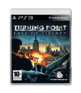 TURNING POINTS: FALL OF LIBERTY - PS3