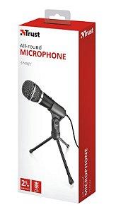 Microphone All-round com base STARZZ - Trust