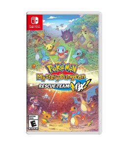 POKÉMON MISTERY DUNGEON: RESCUE TEAM DX - SWITCH