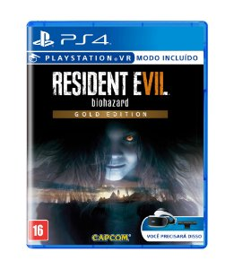 RESIDENT EVIL VII: GOLD EDITION - PS4