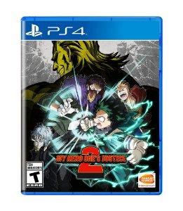 MY HERO ONE'S JUSTICE 2 – PS4