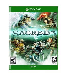 SACRED 3 – XBOX ONE RETRO
