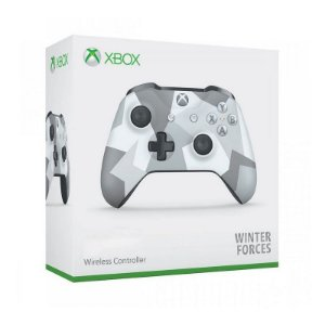CONTROLE XBOX ONE WINTER FORCES