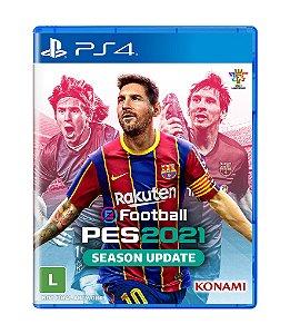 e-Football PES 2021 - PS4